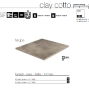 Clay cotto8